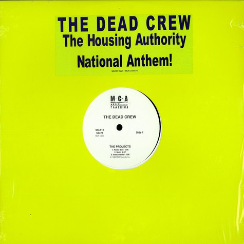 Dead Crew, The - The projects