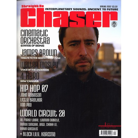 Straight No Chaser Mag - 2007 - Spring