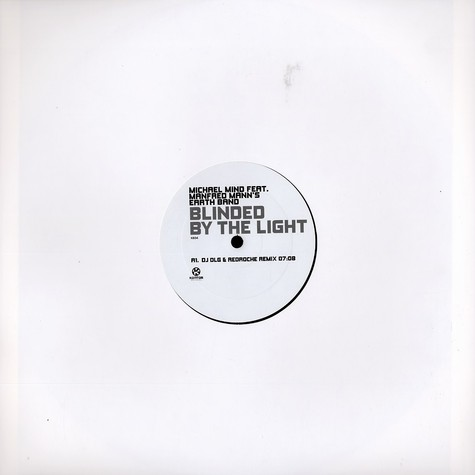 Michael Mind - Blinded by the light feat. Manfred Mann's Earth Band