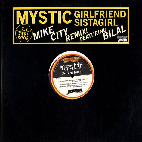 Mystic - Girlfriend sistagirl