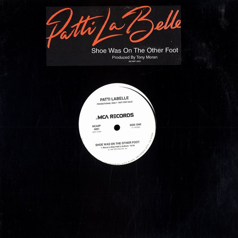 Patti Labelle - Shoe was on the other foot
