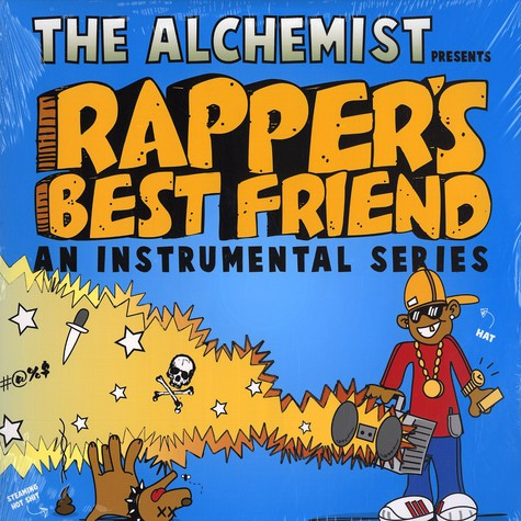 Alchemist - Rapper's best friend - an instrumental series