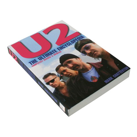 U2 - The ultimate encyclopedia