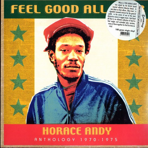 Horace Andy - Feel good all over - anthology 1970-1975