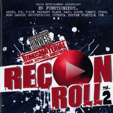Rec-On Roll - Es funktioniert