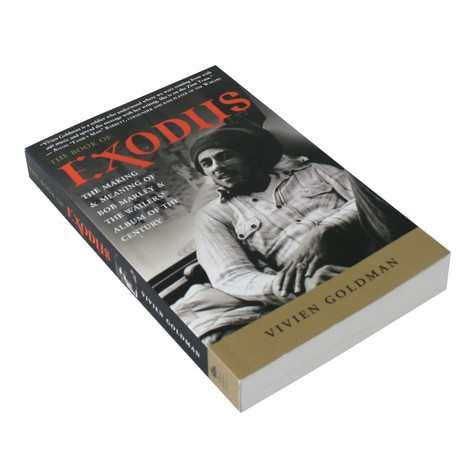Vivien Goldman & Bob Marley - The book of exodus
