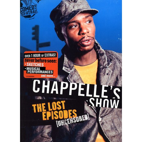Dave Chappelle - Chappelle's Show - the lost episodes uncensored