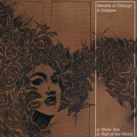 Heralds Of Change (Mike Slott & Hudson Mohawke) & Oddisee - Show you