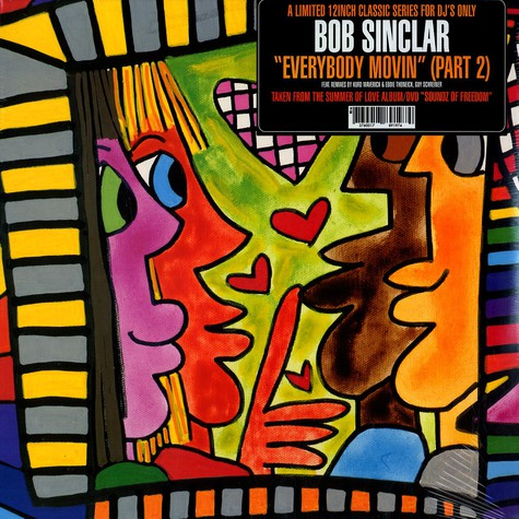 Bob Sinclar - Everybody movin part 2