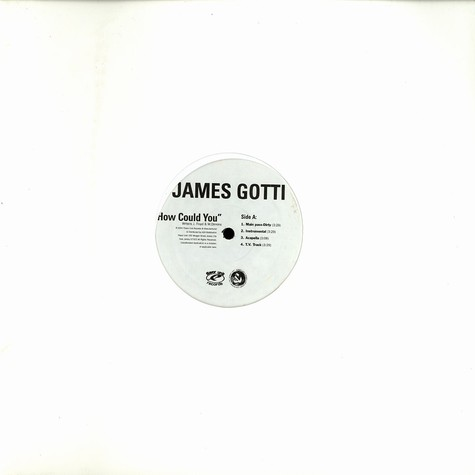 James Gotti - How could you
