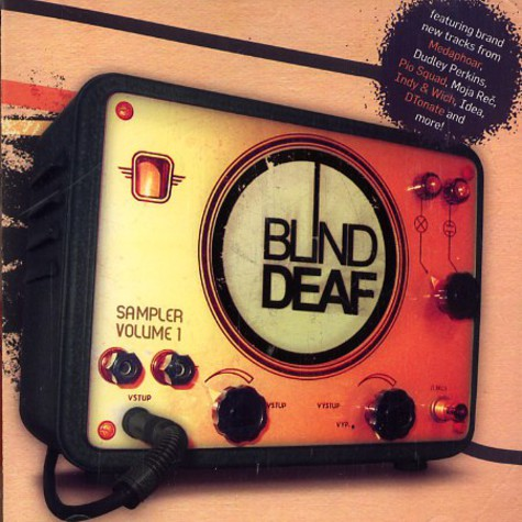Blind Deaf - Sampler volume 1
