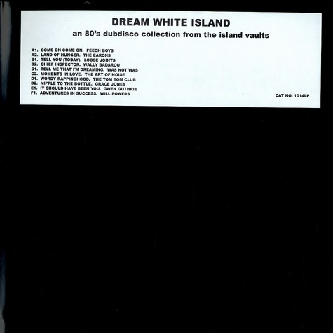 V.A. - Dream white island