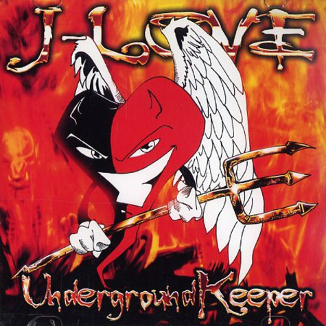 J-Love - Underground keeper