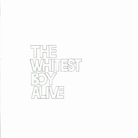 Whitest Boy Alive, The - Dreams