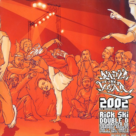 V.A. - Battle of the year 2002