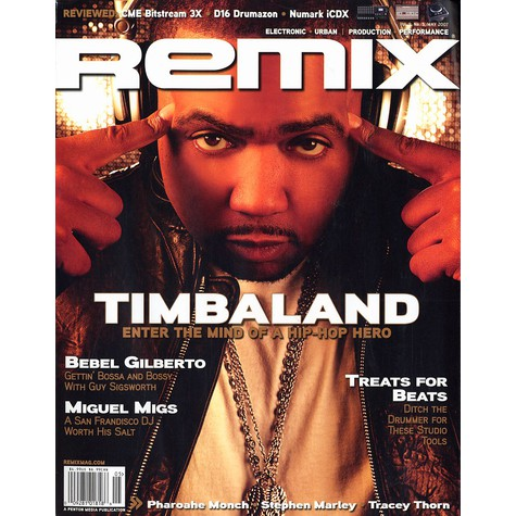Remix Magazine - 2007 - 05 - May