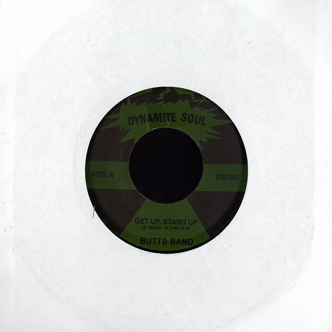Butts Band / Peggy Lee - Get up stand up / sittin' on the dock of the bay