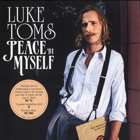 Luke Toms - Peace by myself