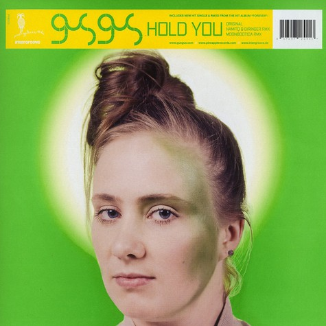 Gus Gus - Hold you