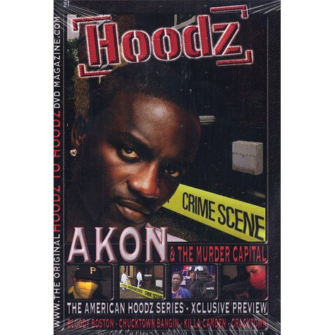 V.A. - Hoodz volume 11 - Akon & The Murder City