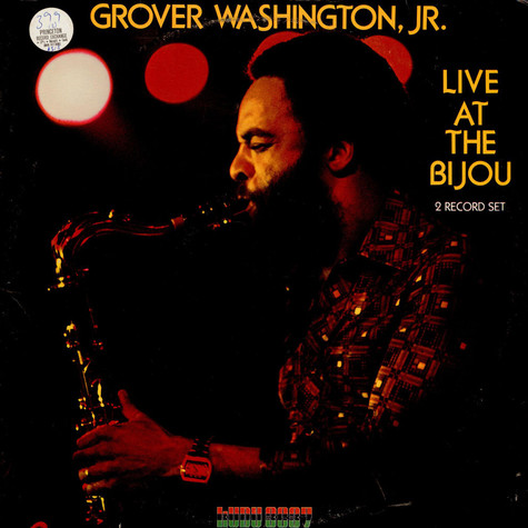 Grover Washington Jr. - Live At The Bijou