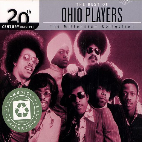 Ohio Players - The best of - 20th Century masters