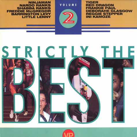 Strictly The Best - Volume 2