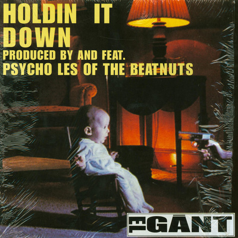 El Gant - Holdin It Down / Deliciously Different