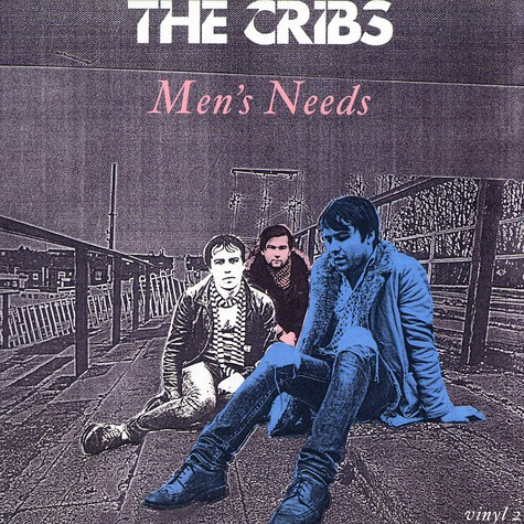 Cribs, The - Men's needs Vinyl 2
