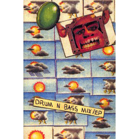 Heat Bag - Mello madnis / forecast - drum n bass mix EP