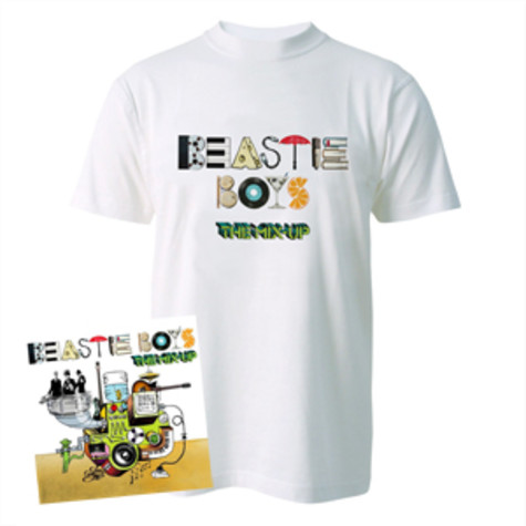 Beastie Boys - The Mix-Up hhv.de Bundle