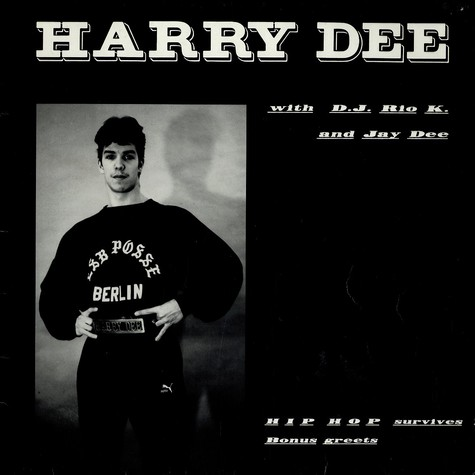 Harry Dee - Hip hop survives