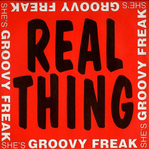 Real Thing / Osibisa - She's groovy freak / dance the body music
