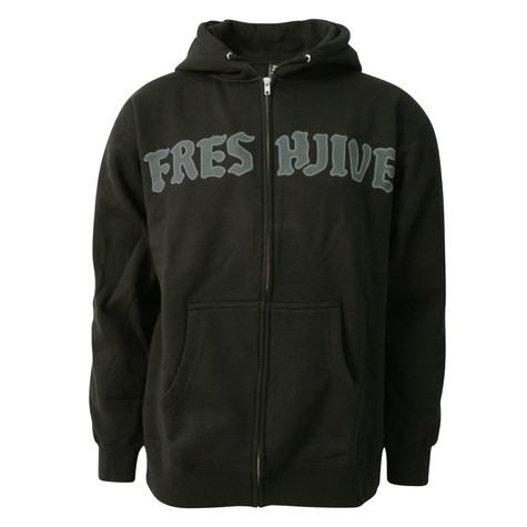 Fresh Jive - Ready rock -zip-up hoodie
