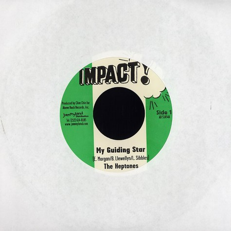 Heptones, The / Augustus Pablo - My guiding star / My guiding red