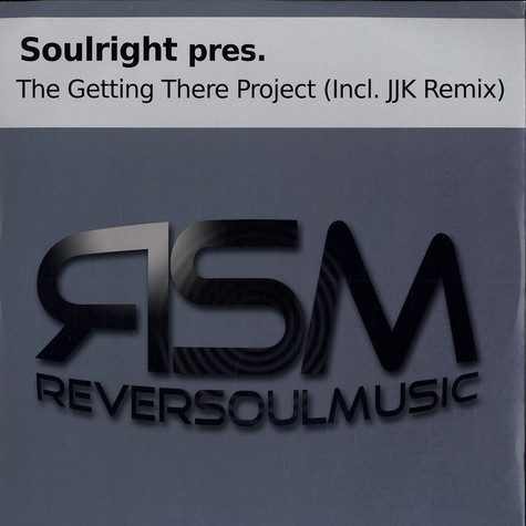 Soulright pres. The Getting There Project - Searching