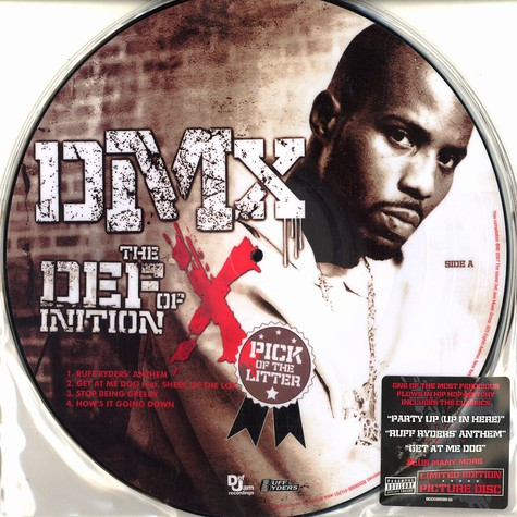 DMX - Definition of X
