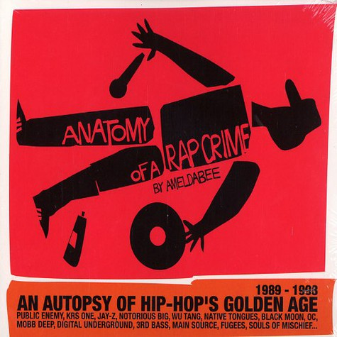 Ameldabee - Anatomy of a rap crime