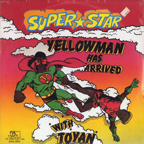 Yellowman & Toyan - Yellowman has arrived with Toyan