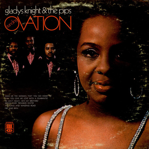 Gladys Knight And The Pips - Standing Ovation