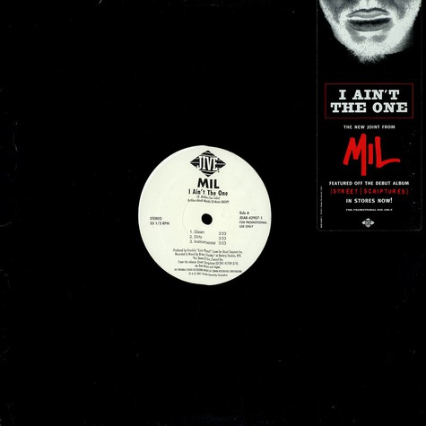 Mil - I ain't the one