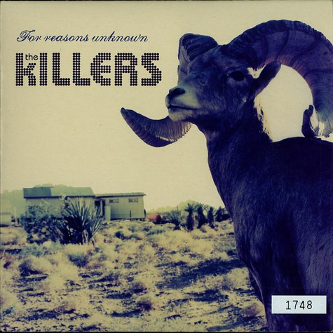 Killers, The - For reasons unknown