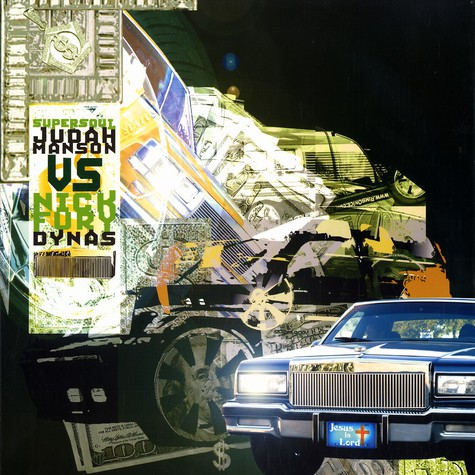 Supersoul & Judah Manson vs Nicky Fury & Dynas - Paper chase / get cha weight up