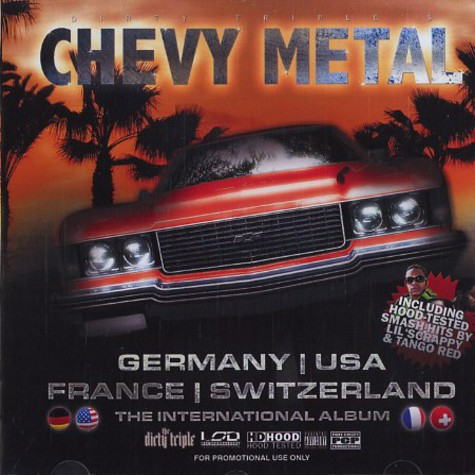 Dirty Triple - Chevy metal - the international mixtape