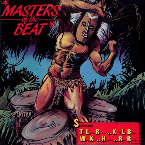 V.A. - Masters of the beat