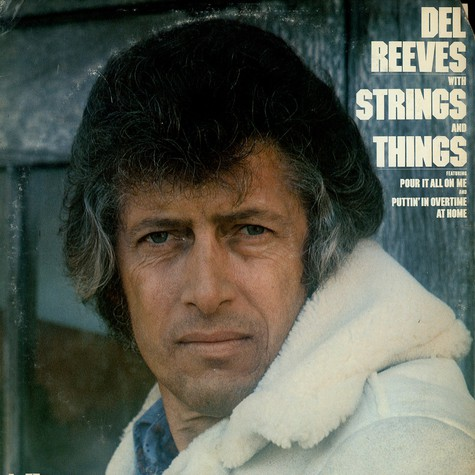 Del Reeves - Del Reeves with strings and things