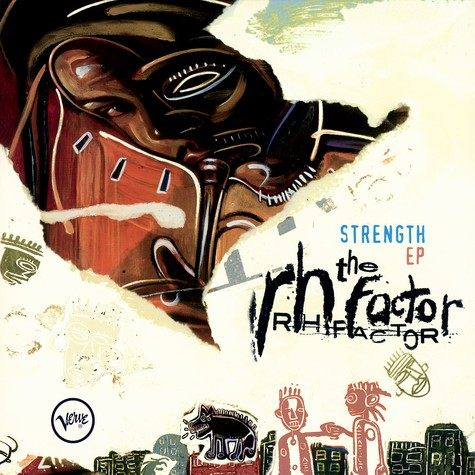 RH Factor, The - Strength EP
