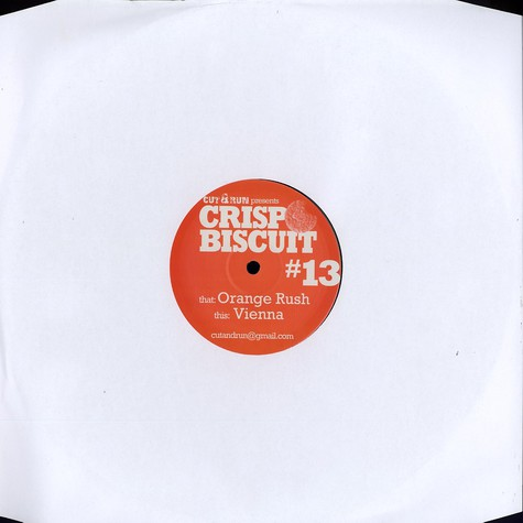 Cut & Run - Crisp biscuit volume 13