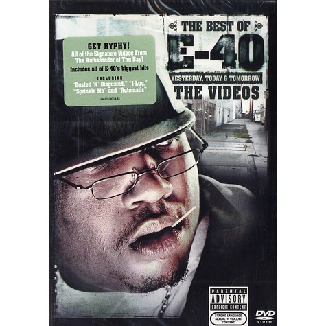 E-40 - The best of E-40 - the videos