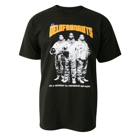 Chiefrocka - The Delafronauts T-Shirt
